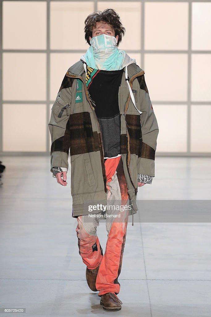 NY: RISD Apparel - Runway - September 2016 - New York Fashion Week: The Shows