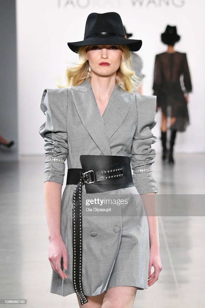 Taoray Wang - Runway - February 2019 - New York Fashion Week: The Shows : News Photo