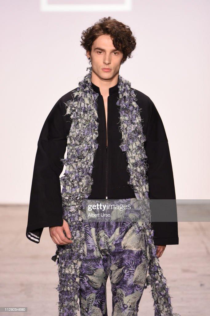 Turkish Designers - Runway - February 2019 - New York Fashion Week: The Shows : News Photo