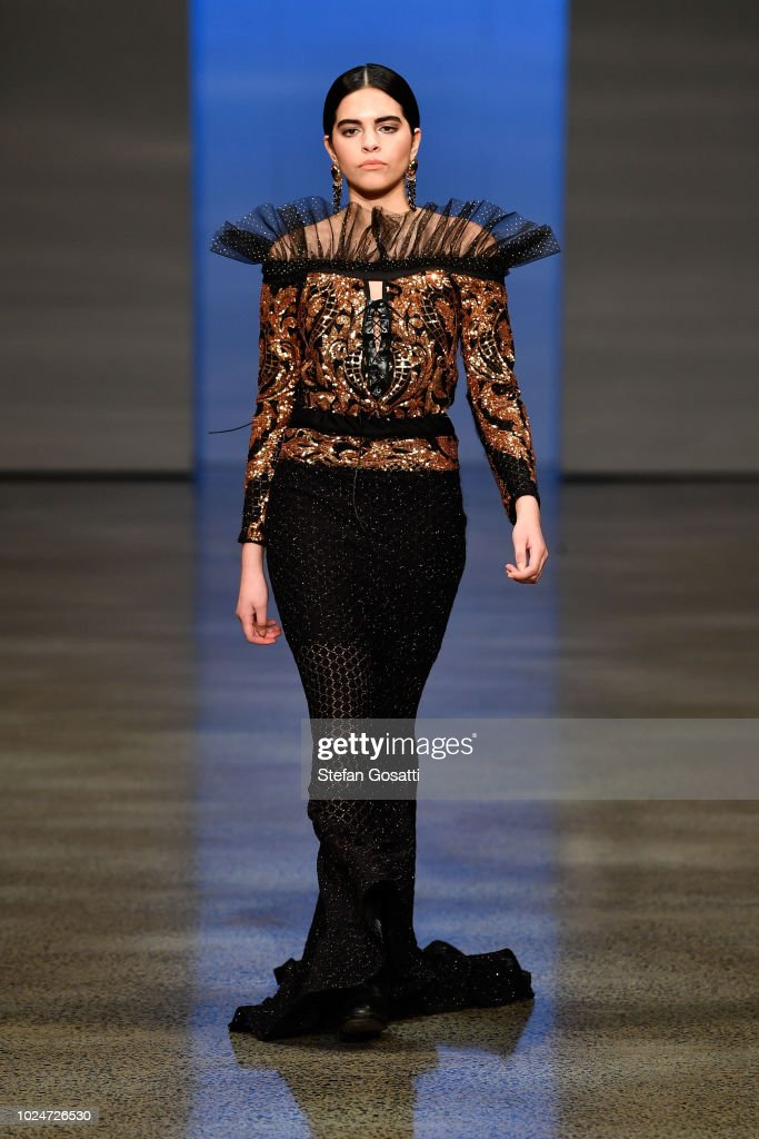 NZL: New Generation Emerging Couture - Runway - New Zealand Fashion Week 2018