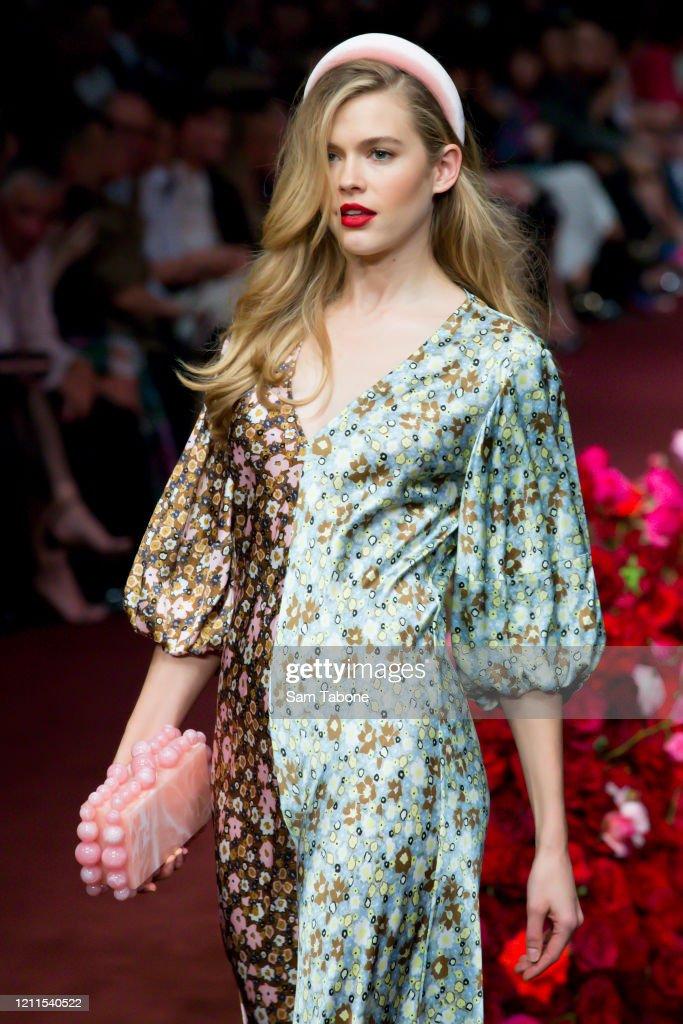 Melbourne Fashion Festival: Gala Runway 1 & 2 : News Photo