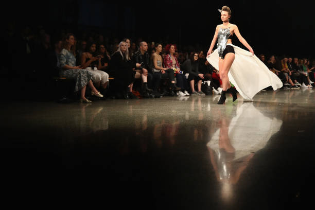 NZL: Miromoda Showcase - Runway - New Zealand Fashion Week 2018