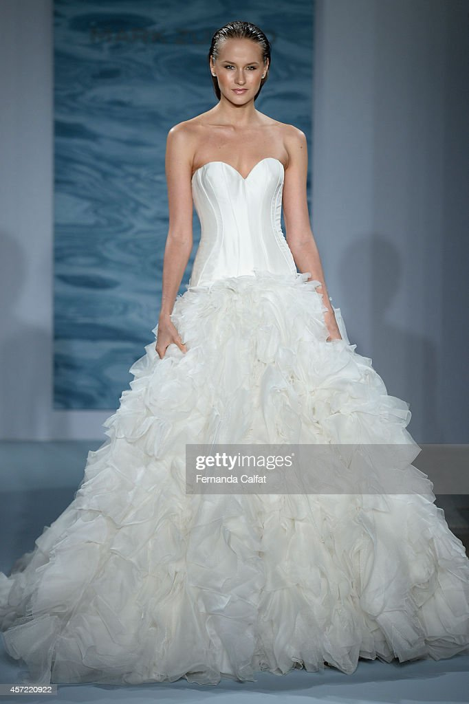 Fall 2015 Bridal Collection - Mark Zunino For Kleinfeld - Show ...