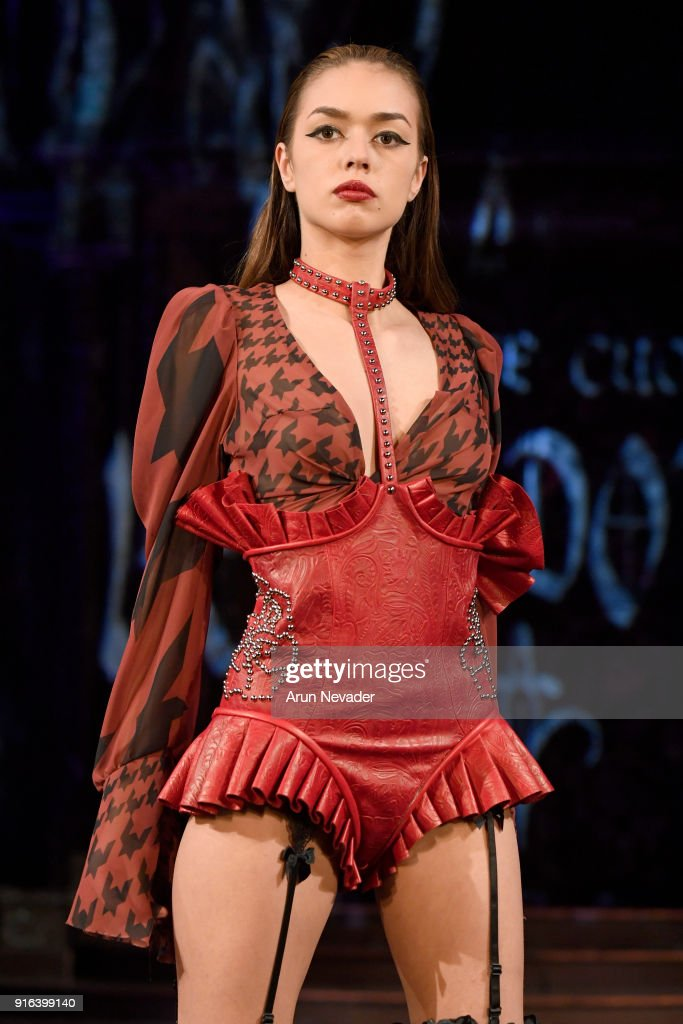 Agent provocateur new york fashion week 2018