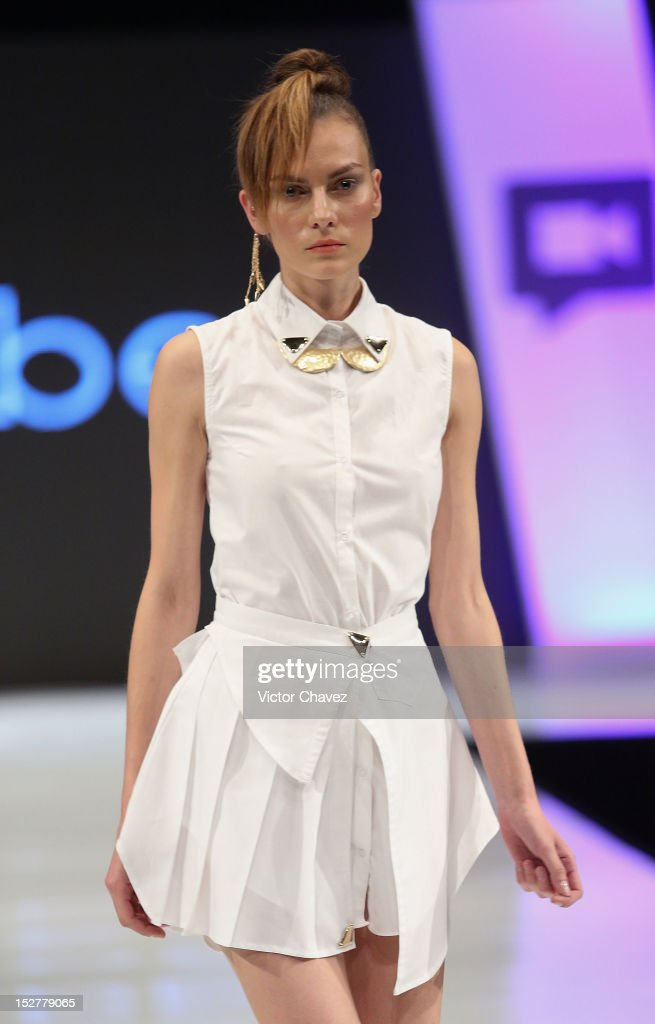 Google+ Fashion Mexico - Day 1 : News Photo