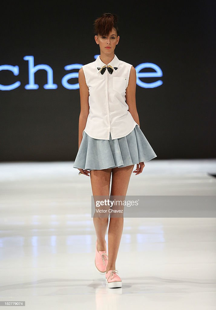 Google+ Fashion Mexico - Day 1 : Nachrichtenfoto