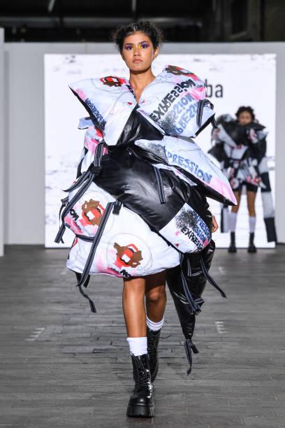 GBR: Graduate Fashion Week 2021 - Day Three
