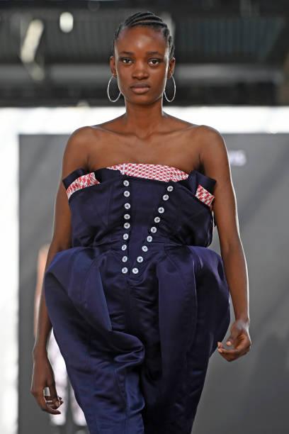 GBR: Graduate Fashion Week 2021 - Day One