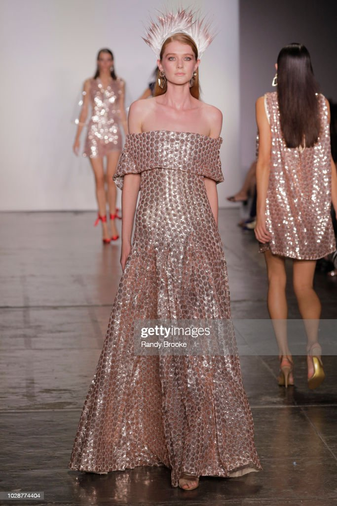 Fashion Palette - Runway - September 2018 - New York Fashion Week: The Shows : News Photo