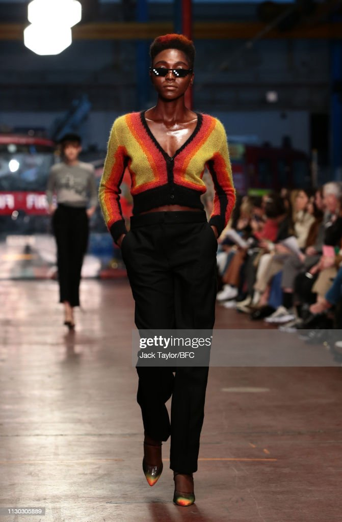 GBR: Fashion East - Runway - LFW February 2019