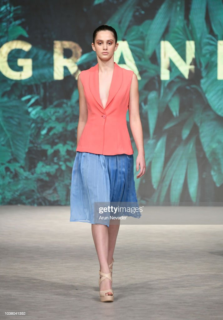 Vancouver Fashion Week Spring/Summer 19 - Day 5 : News Photo