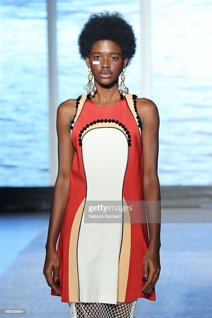 Harbison - Presentation - Spring 2016 MADE Fashion Week : News Photo