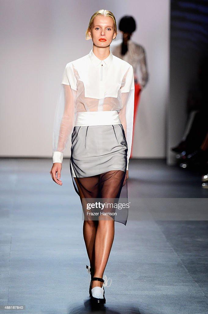 Concept Korea - Runway - Spring 2016 New York Fashion Week: The Shows : News Photo