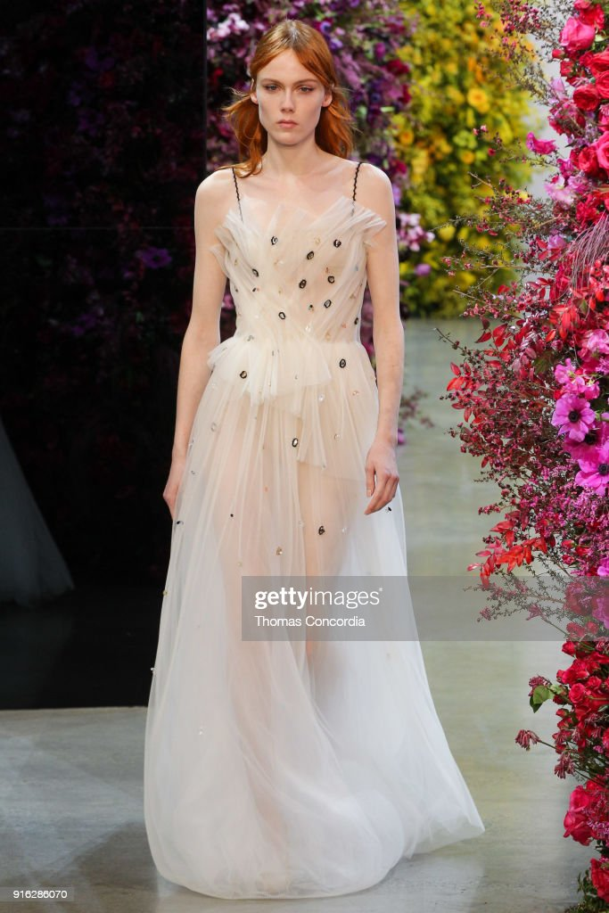 Jason Wu - Runway - February 2018 - New York Fashion Week: The Shows : News Photo
