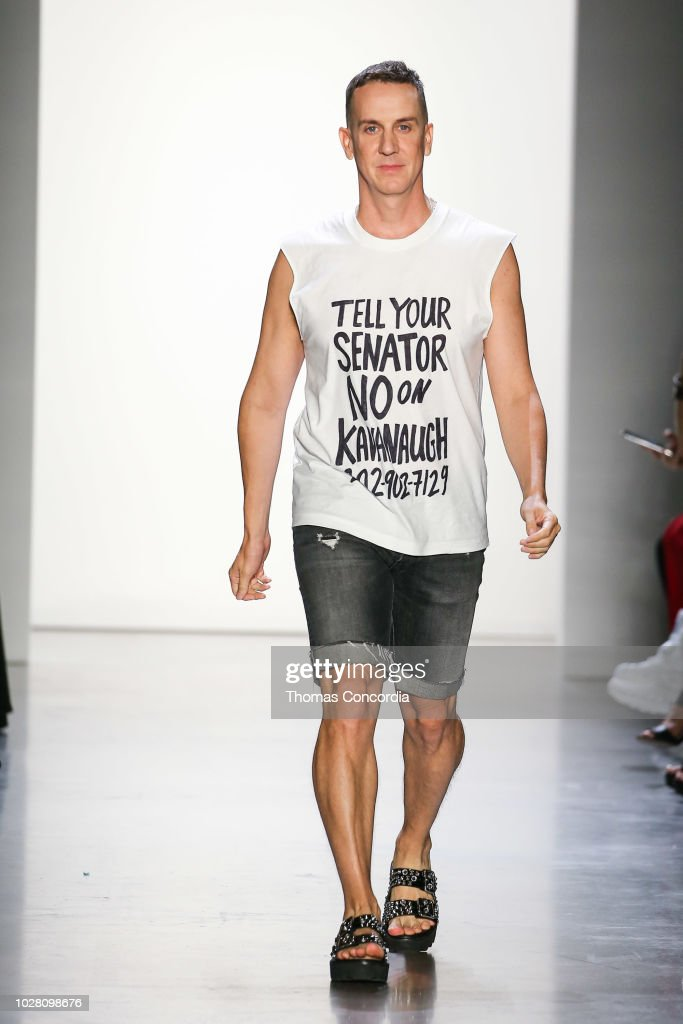 Jeremy Scott - Runway - September 2018 - New York Fashion Week: The Shows : News Photo