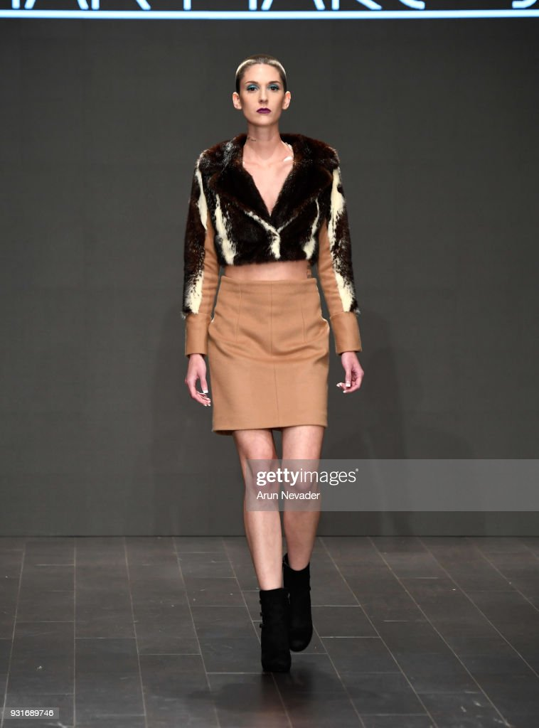 Jonathan Marc Stein at Los Angeles Fashion Week Powered by Art Hearts Fashion LAFW FW/18 10th Season Anniversary : News Photo