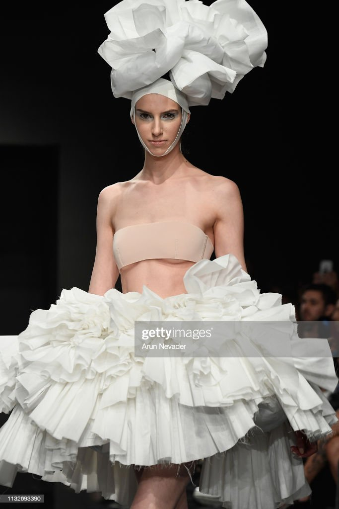 CA: Kentaro Kameyama at Los Angeles Fashion Week FW/19 Powered by Art Hearts Fashion