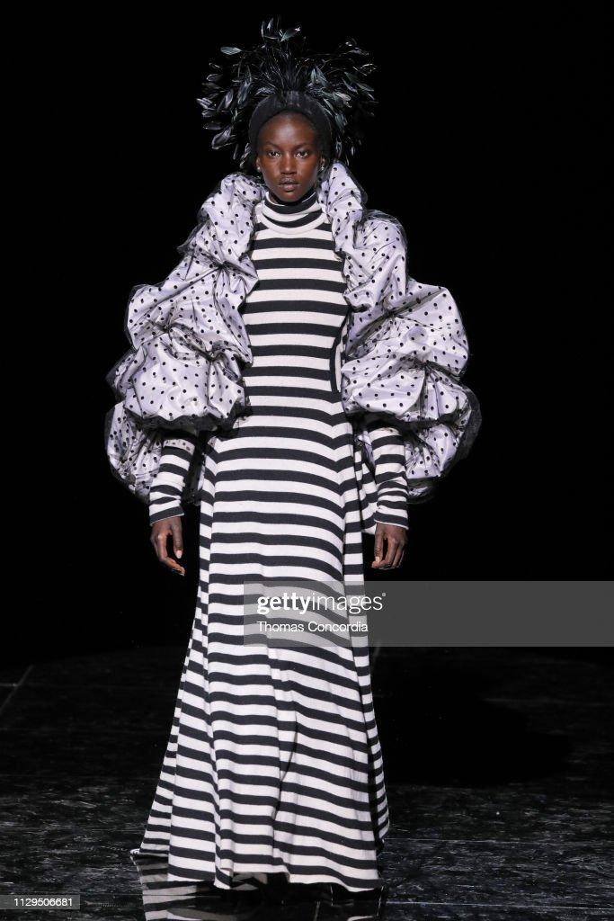 Marc Jacobs - Runway - February 2019 - New York Fashion Week : Foto jornalística