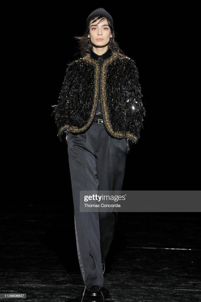 Marc Jacobs - Runway - February 2019 - New York Fashion Week : ニュース写真