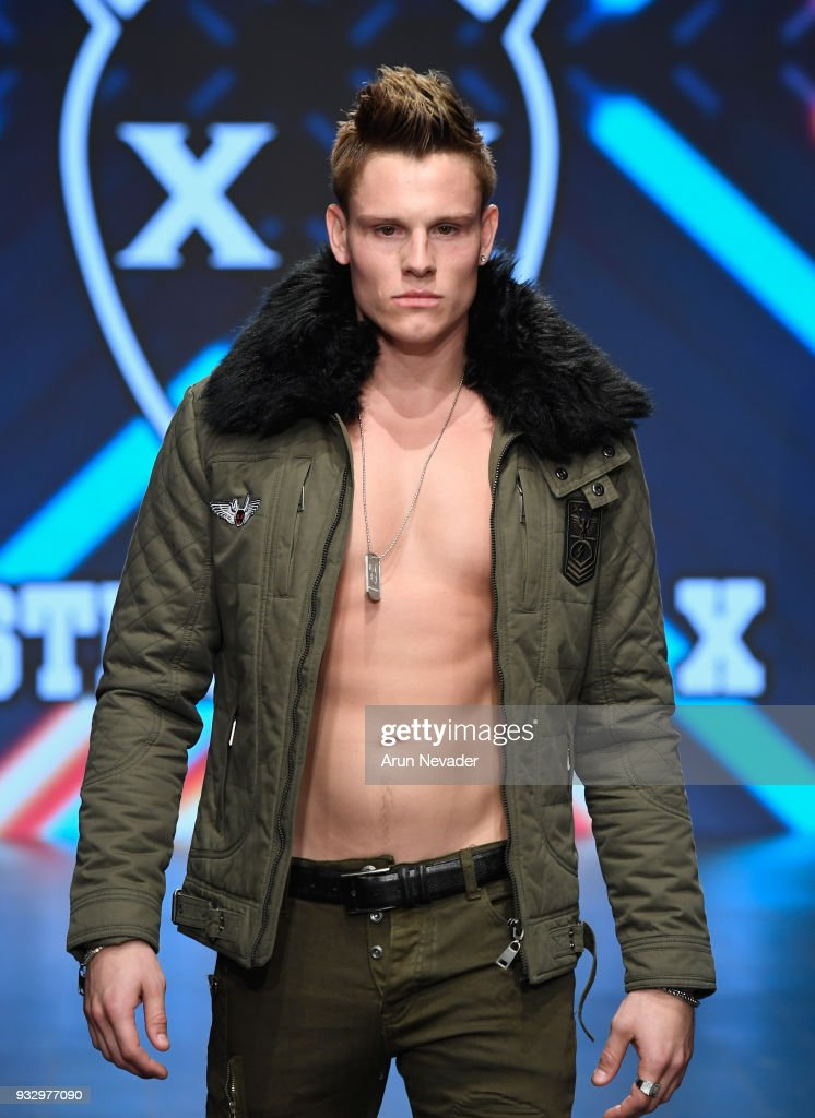 Mister Triple X at Los Angeles Fashion Week Powered by Art Hearts Fashion LAFW FW/18 10th Season Anniversary