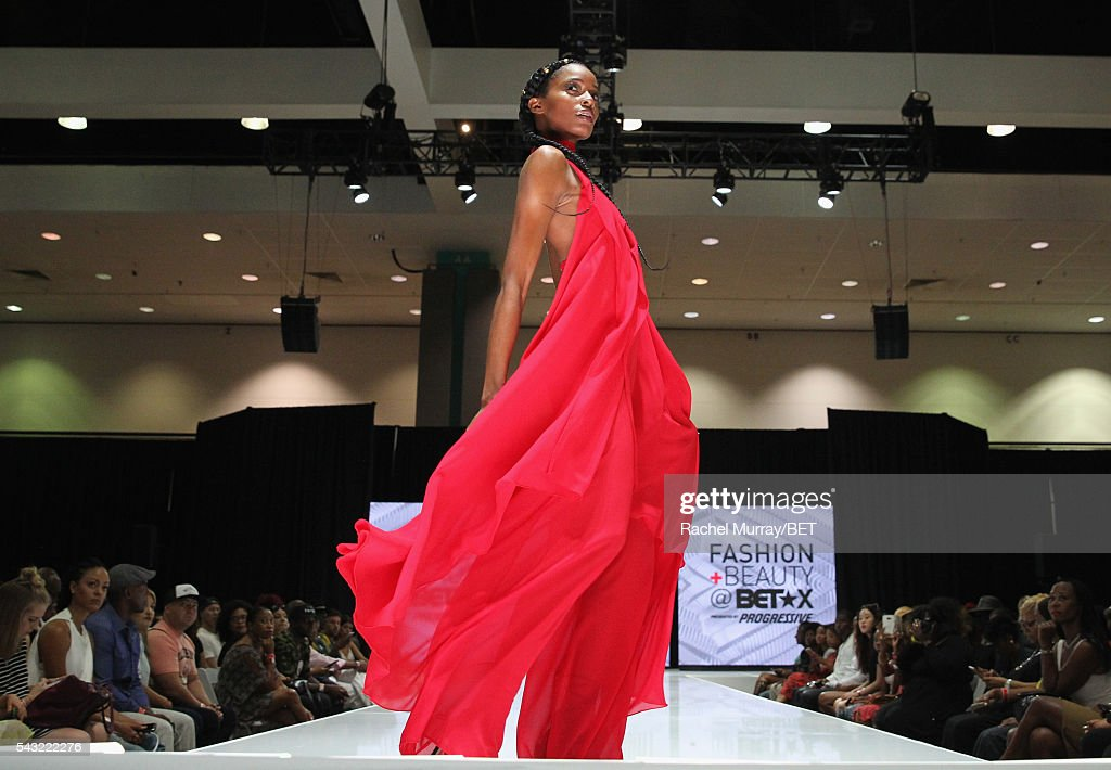 CA: 2016 BET Experience - Fashion & Beauty @ BETX sponsored by Progressive Fashion Show - Day 2
