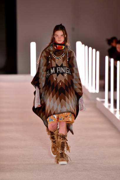 NY: Palm Angels - Runway - February 2020 - New York Fashion Week: The Shows