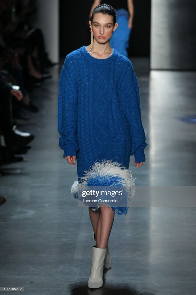 Prabal Gurung - Runway - February 2018 - New York Fashion Week: The Shows : News Photo