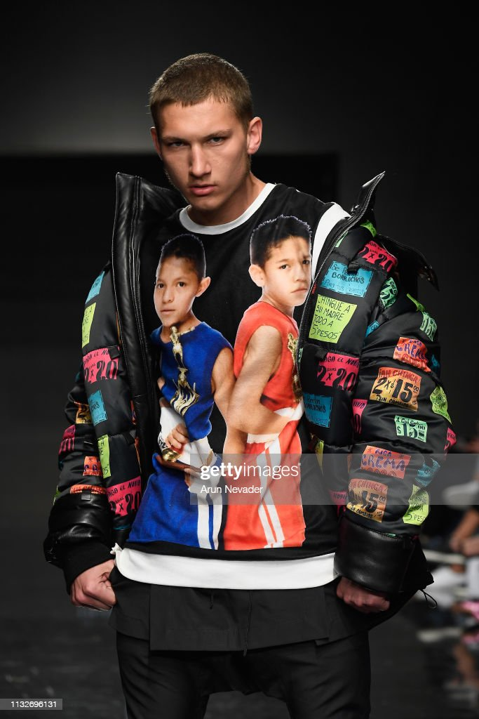 CA: Ricardo Seco at Los Angeles Fashion Week FW/19 Powered by Art Hearts Fashion