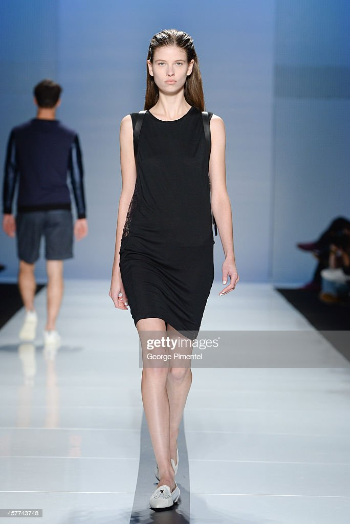 World MasterCard Fashion Week Spring 2015 Collections In Toronto - Rudsak - Runway : News Photo
