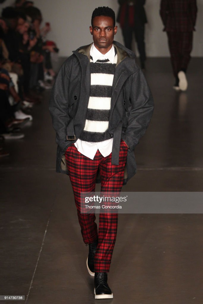 Todd Snyder - Runway - February 2018 - New York Fashion Week: Mens' : ニュース写真
