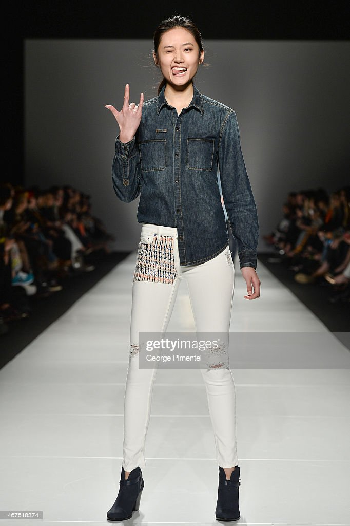 World MasterCard Fashion Week Fall 2015 Collections - Triarchy : News Photo