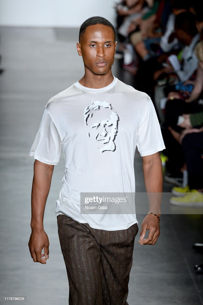 CAAFD Emerging Designer Collective - Runway - September 2019 - New York Fashion Week: The Shows : News Photo