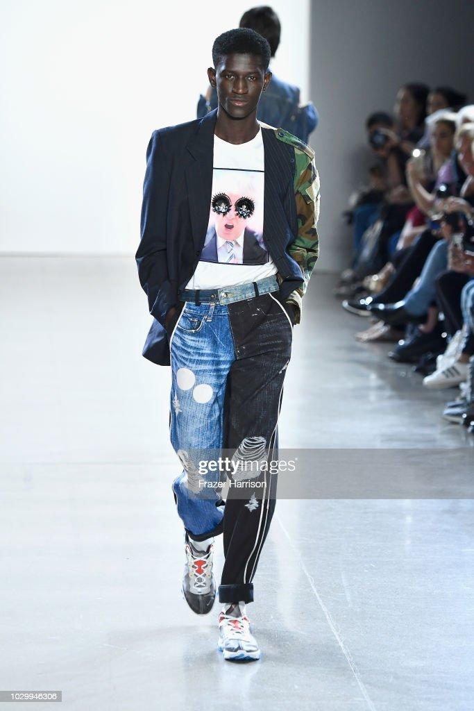 Just In XX - Runway - September 2018 - New York Fashion Week: The Shows : News Photo