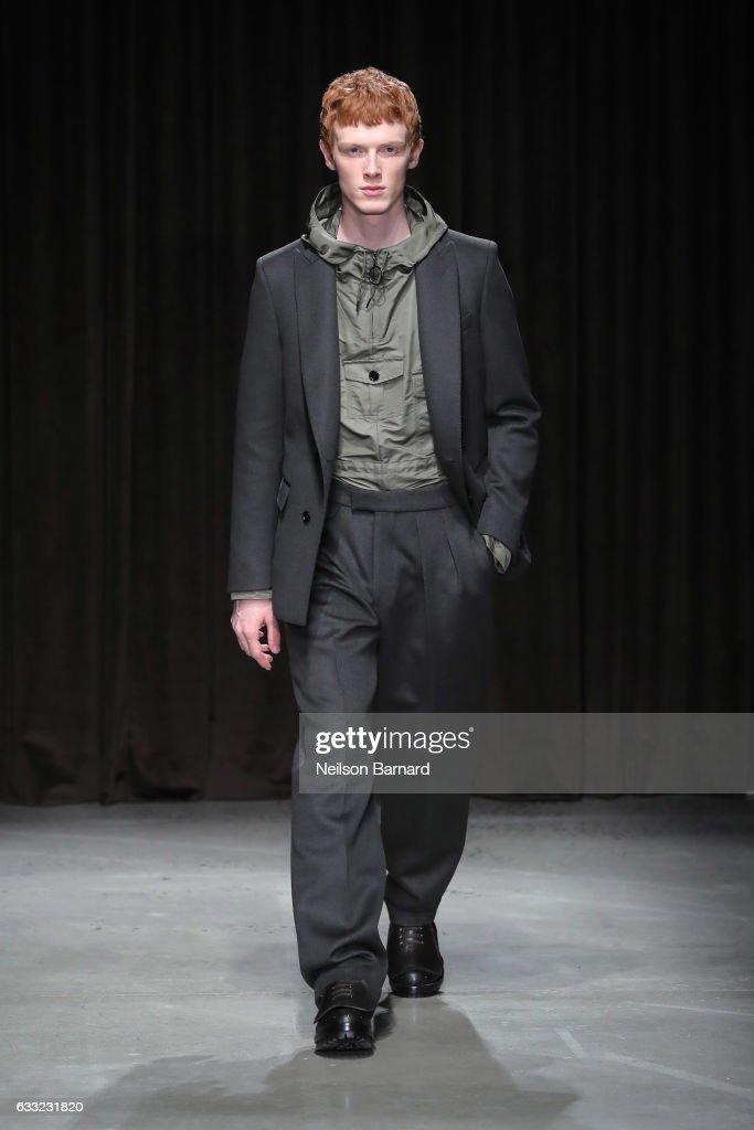 Boss - Runway - NYFW: Men's : News Photo