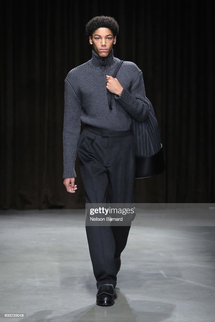 Boss - Runway - NYFW: Men's : ニュース写真