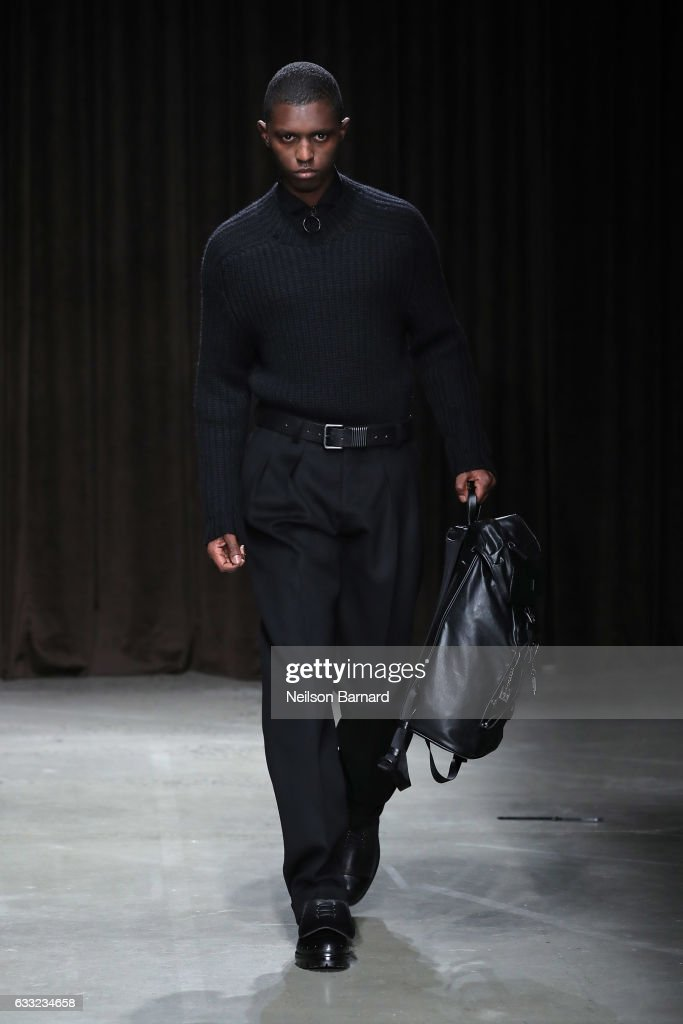 Boss - Runway - NYFW: Men's : News Photo
