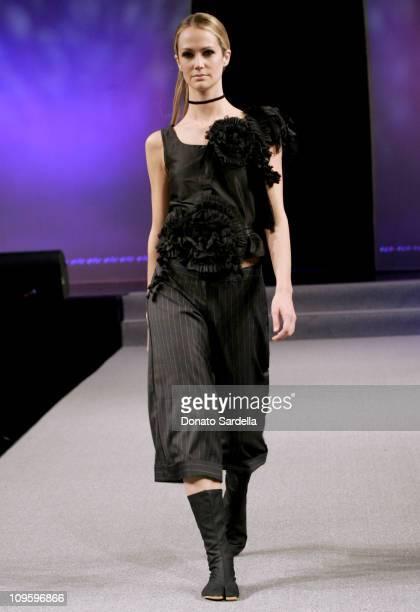 "Model wearing Dogstar during ""G'Day L.A."" Australian Week 2006 - Australian Designer Showcase at Palladium in Hollywood, California, United States."