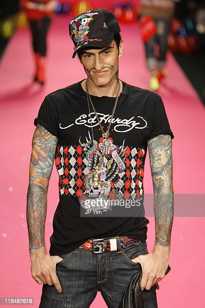 Ed Hardy Stock Photos And Pictures Getty Images