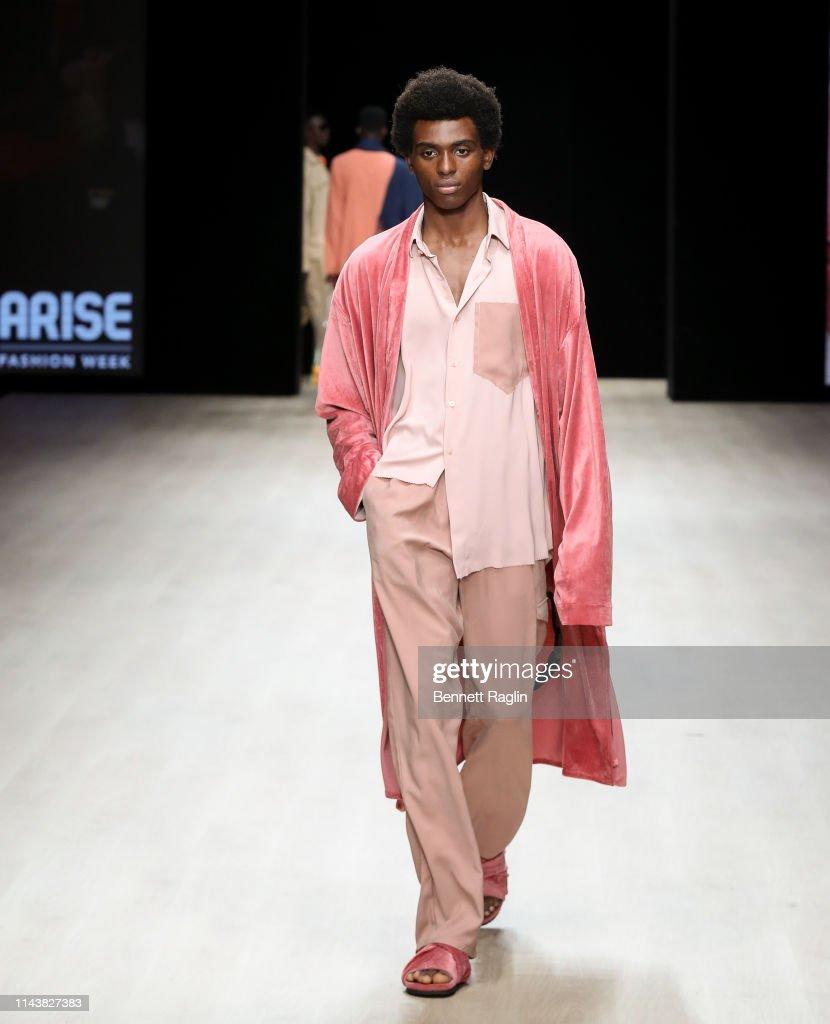 NGA: Arise Fashion Week