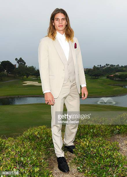 Model Will Hawkins attends All About the Animals Homeless to Haute Gala at Monarch Beach Resort on September 18, 2016 in Dana Point, California.