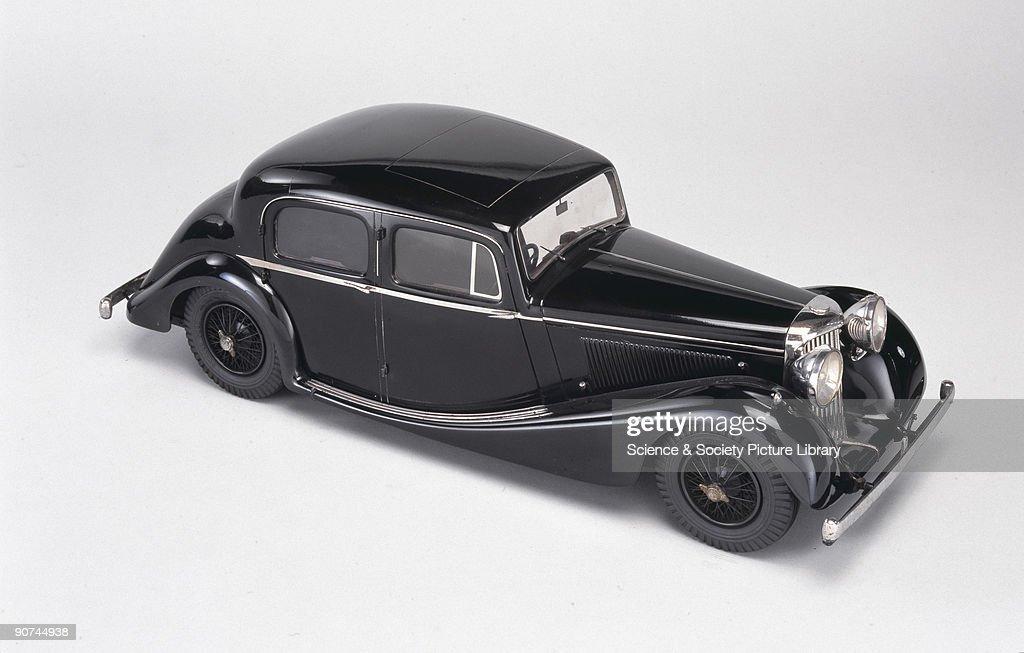 Jaguar 2.5 litre motor car, 1938. Pictures   Getty Images