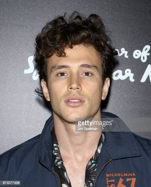 Model William Moncada attends the screening of 'The Year Of Spectacular Men' hosted by MarVista Entertainment and Parkside Pictures with The Cinema...