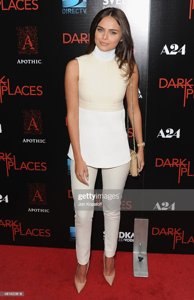 "Apothic Wines And SVEDKA Vodka Present The Los Angeles Premiere Of A24 And DIRECTV's ""Dark Places"""