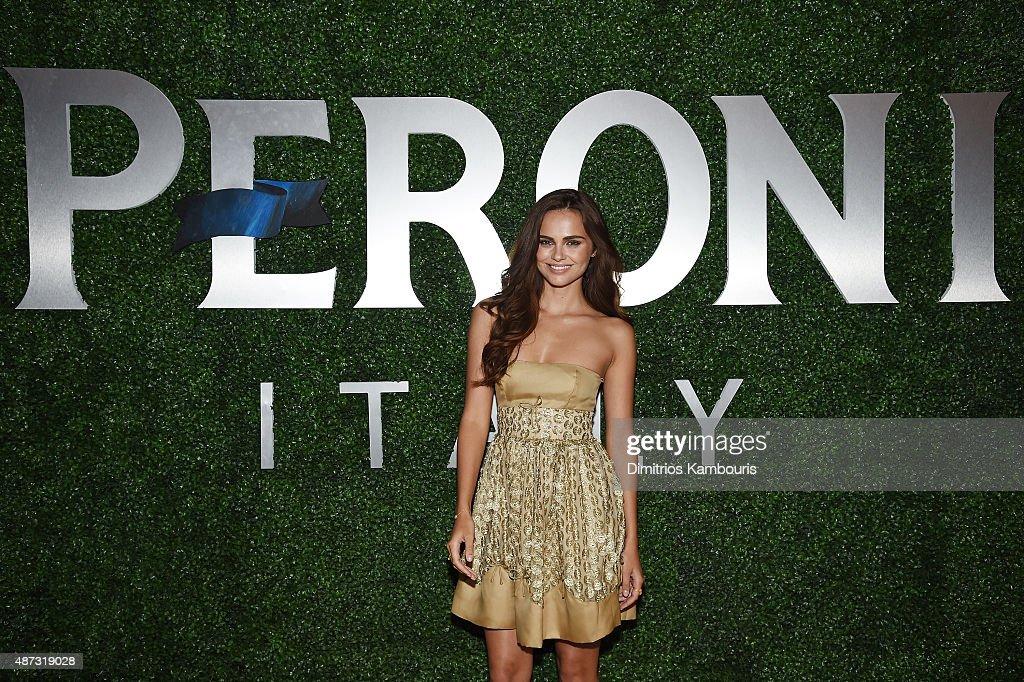 Margherita Missoni X Peroni Nastro Azzurro Fall Fashion Collaboration Debut