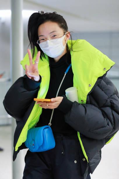 CHN: Xiao Wen Ju Sightings In Shanghai