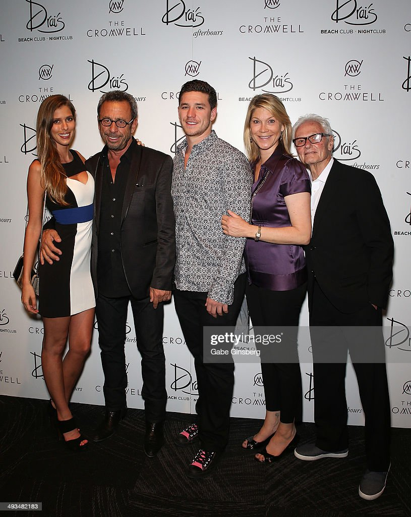 Drai's Beach Club - Nightclub At The Cromwell Las Vegas Memorial Day Weekend Opening Celebration : News Photo
