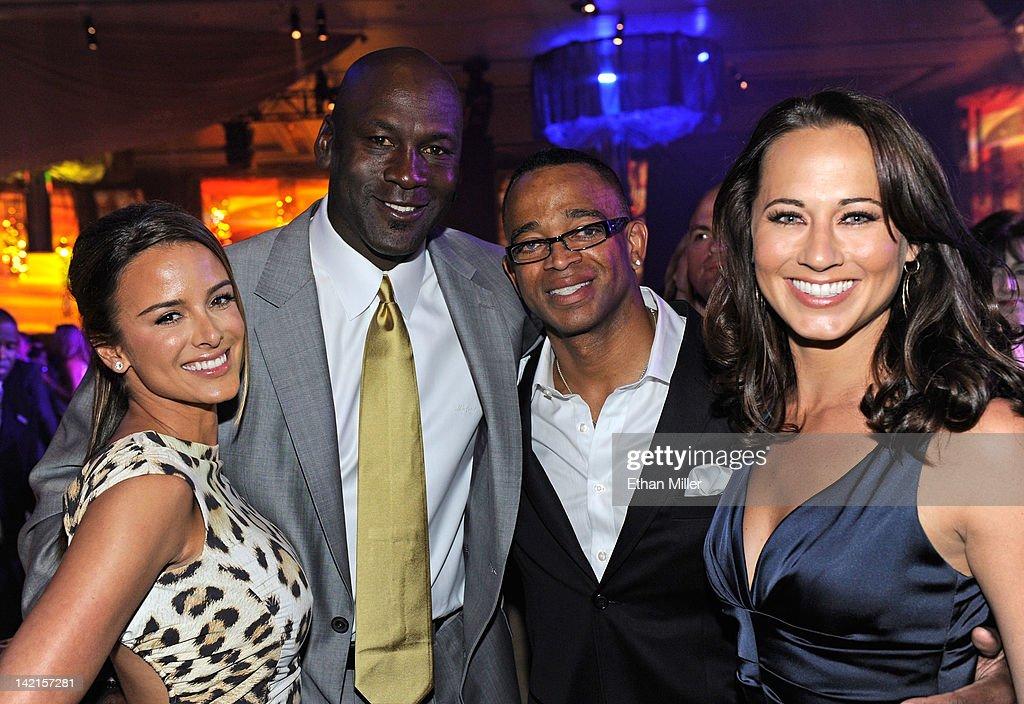 11th Annual Michael Jordan Celebrity Invitational Gala : ニュース写真