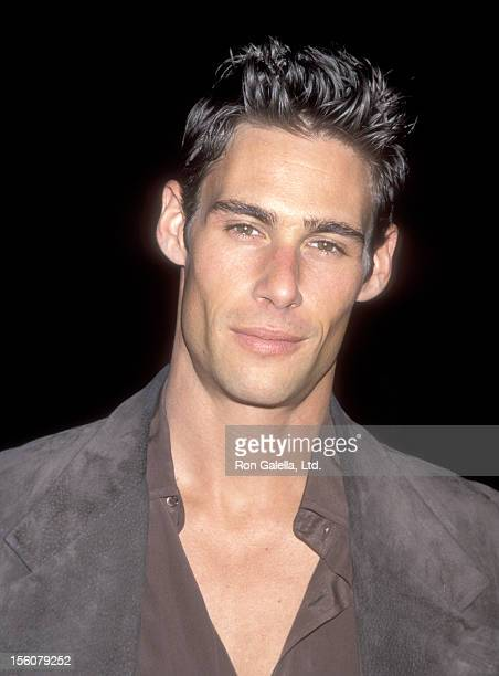 Model/Actor Nick Scotti attends the Seventh Annual Boathouse Rock Dance Party to Benefit amfAR on June 8 1998 at Loeb Boathouse Central Park in New...