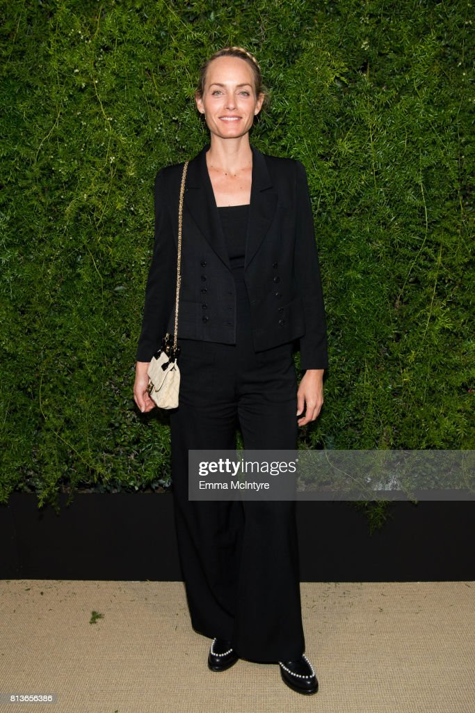 Chanel Dinner Celebrating Lucia Pica & The Travel Diary Makeup Collection - Arrivals