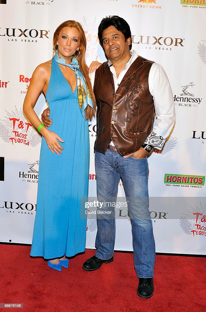 Erik Estrada Hosts Cinco De Mayo At Tacos And Tequila At LUXOR